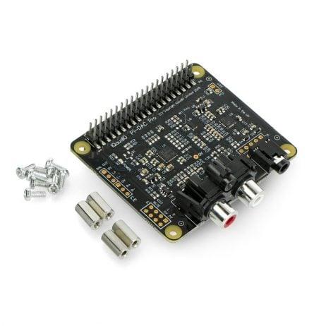 Raspberry PI IQaudio DAC Pro