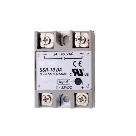 SSR-10DA Solid State Relay Module
