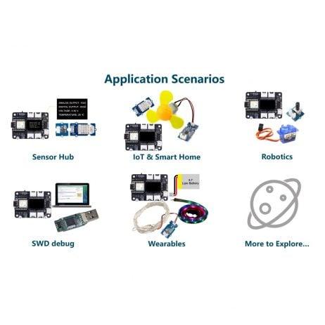 SeedStudio Seeeduino XIAO Expansion Board