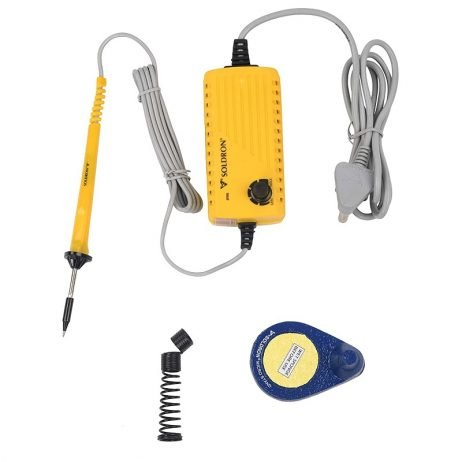 Soldron Portable SMPS Variable Wattage Micro Soldering Station