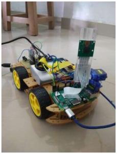 virtual navigation robot-1