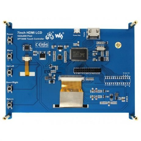 Waveshare 7 Inch Resistive HDMI LCD Display