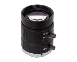 Arducam 2/3″ C-Mount 50mm Focal Length lens for Raspberry Pi