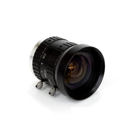 Arducam 5mm Focal C-Mount Lens for Raspberry Pi HQ Camera