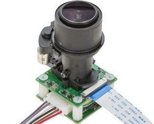 Arducam 8MP Pan Tilt Zoom PTZ Camera