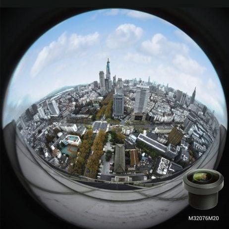 Arducam M12 Mount Camera Lens M32076M20