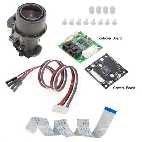 Arducam PTZ Pan Tilt Zoom Camera Controller