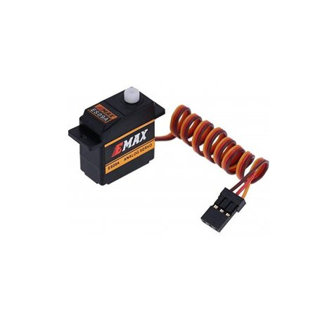 EMAX ES09A (Dual-bearing) Specific Swash Servo Motor for 450 Helicopters