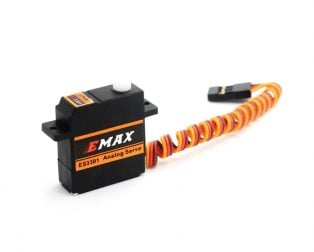 EMAX ES3301 9mm 2kgCm Plastic Gear Analog Servo