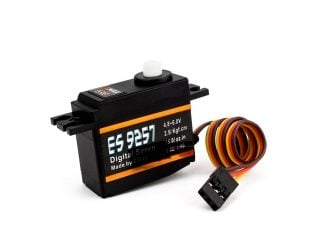 Emax ES9257 Rotor Tail Servo for 450 Helicopters