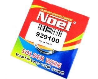 Noel Solder Wire 6040 1.00mm 10gm