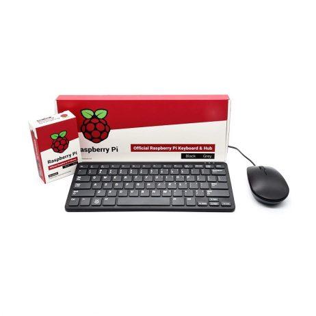 Official Raspberry Pi Keyboard, BlackGrey