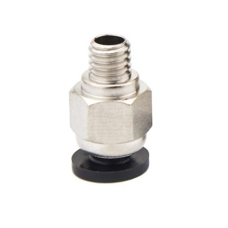 PC4-M6 Pneumatic Push in Bowden Extruder for 4mm J-Head Fitting