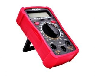 Plusivo Digital Multimeter with Backlight