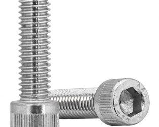 Socket Head Cap Screw (Allen Bolt)