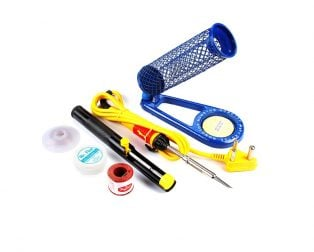 Soldron Soldering and Desoldering Kit