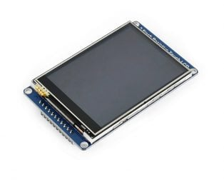 Waveshare 2.8 Inch Resistive Touch LCD Display