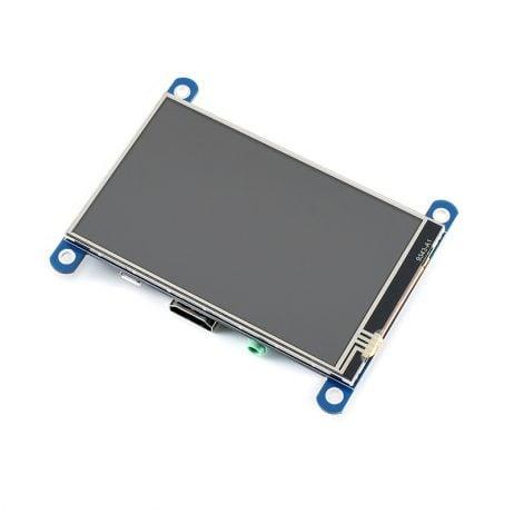 Waveshare 4 Inch Resistive HDMI LCD Display (H) 480x800