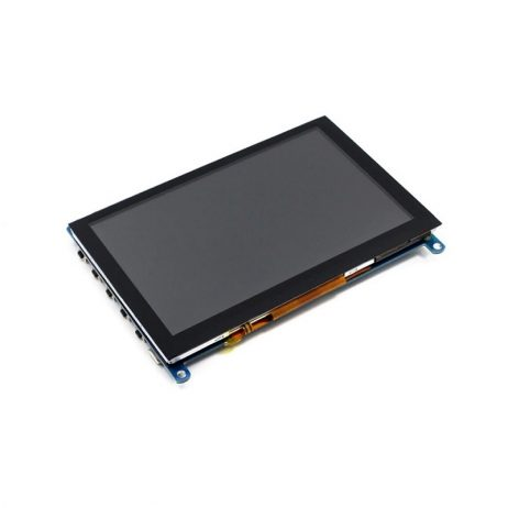 Waveshare 5 Inch Capacitive HDMI LCD Display(H)