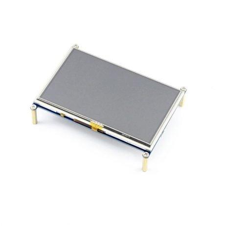 Waveshare 5 Inch Resistive HDMI LCD Display 800x480