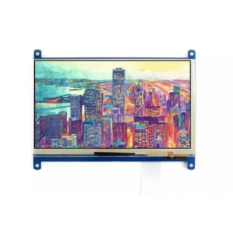 Waveshare 7 Inch Capacitive LCD Display