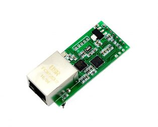 Waveshare UART TTL to Ethernet Converter