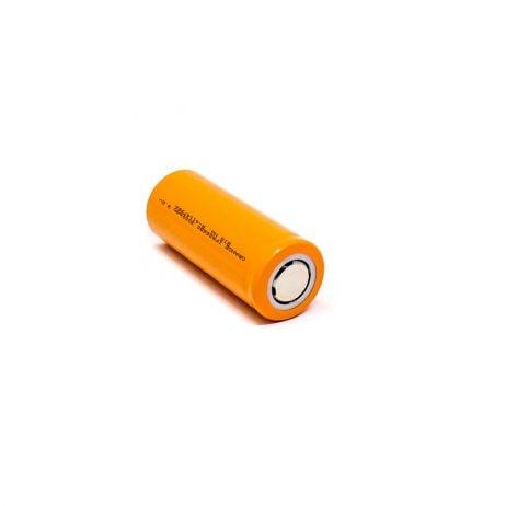 Orange IFR26650 3000mAh LiFePO4 Battery
