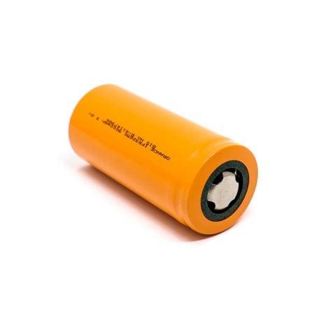 Orange IFR32650 5000mAh LiFePO4 Battery