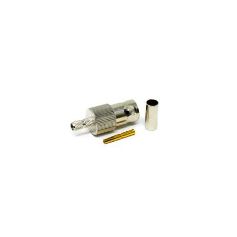 BNC Straight Female Connector for Video Camera Cable