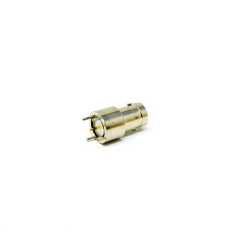 Micro BNC Connector Panel Mount Straight Female For PCB Mount