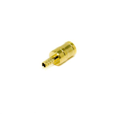 SMB Connector Male Straight Crimp type for Cable