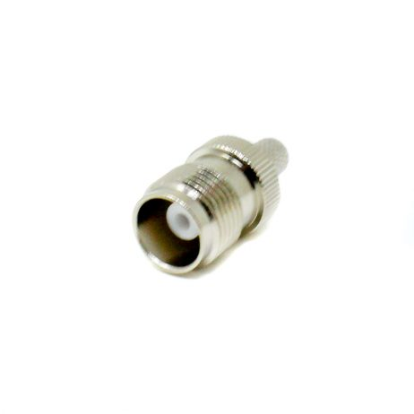 TNC Female Plug Straight Crimped for Cable