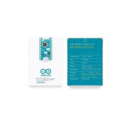 Arduino Nano 33 IOT