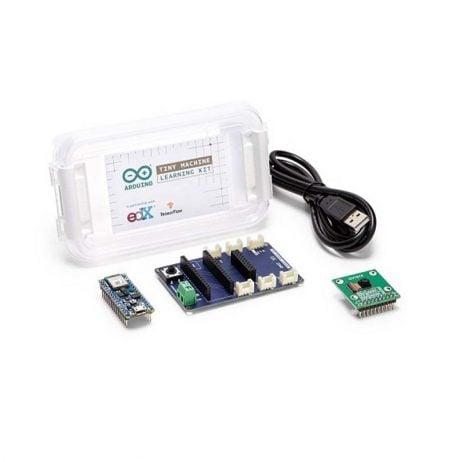 Arduino Tiny Machine learning Kit