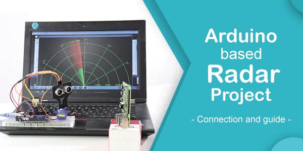 Arduino based RADAR project