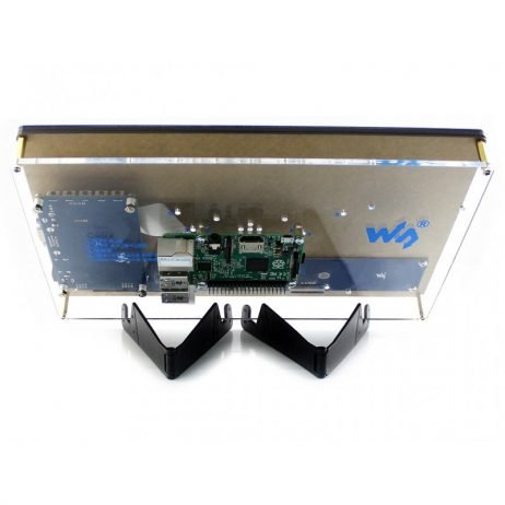Waveshare 10.1 Inch Capacitive Touch Screen LCD (H) with Case