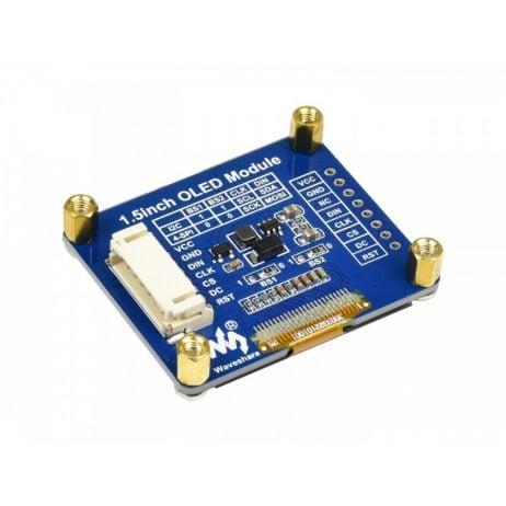 Waveshare 128x128, General 1.5inch OLED display Module
