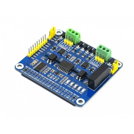 Waveshare 2-Channel Isolated RS485 Expansion HAT for Raspberry Pi