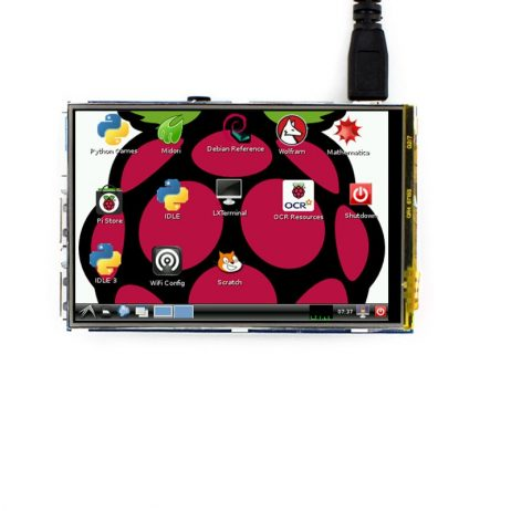 Waveshare 3.5 Inch RPi LCD (A) 480x320