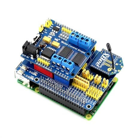 Waveshare Adapter Board for Arduino and Raspberry Pi