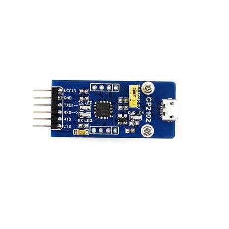 Waveshare CP2102 USB UART Board (micro)
