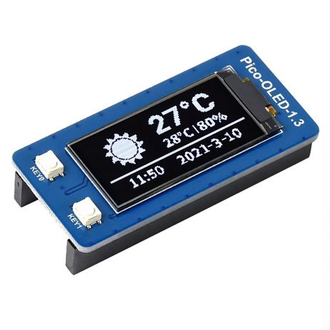 Waveshare Pico 1.3 Inch OLED Display Module