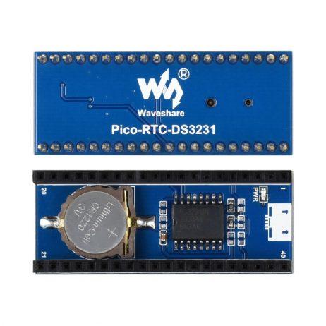 Waveshare Precision RTC Module for Raspberry Pi Pico