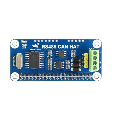 Waveshare RS485 CAN HAT for Raspberry Pi
