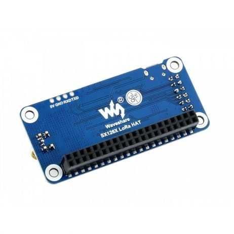 Waveshare SX1262 LoRa HAT for Raspberry Pi 868MHz Frequency Band for Europe, Asia, Africa