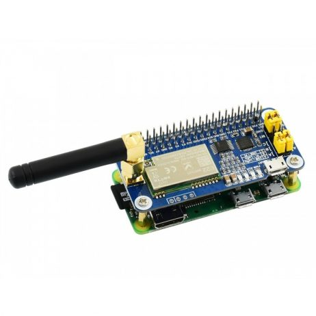 Waveshare SX1262 LoRa HAT for Raspberry Pi 915MHz Frequency Band for America, Oceania, Asia