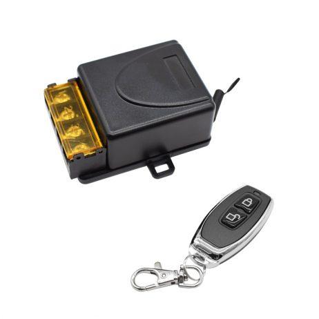 12-75V DC 433Mhz Wireless Remote Control 1 channel Switch Module