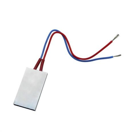 12V PTC Heaters Heating Element Hair Dryer Accessories Curlers Heater 80ºC Air Heater