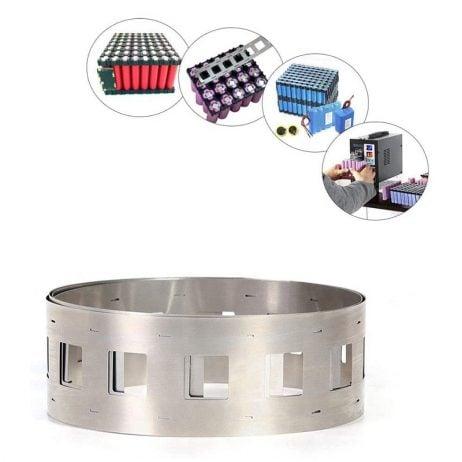 1M Nickel Strip 2P 0.15 * 27Mm Nickel Strip For 18650 Lithium Battery Welding Tape