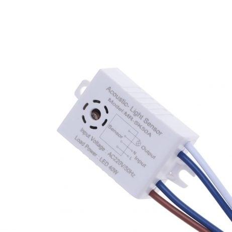 220AC Acoustic-Light Sensor Switch Module